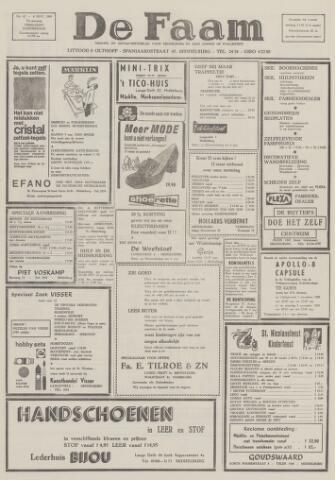 de Faam en de Faam/de Vlissinger 1969-11-06