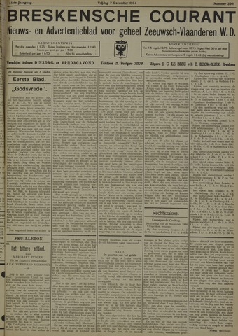 Breskensche Courant 1934-12-07