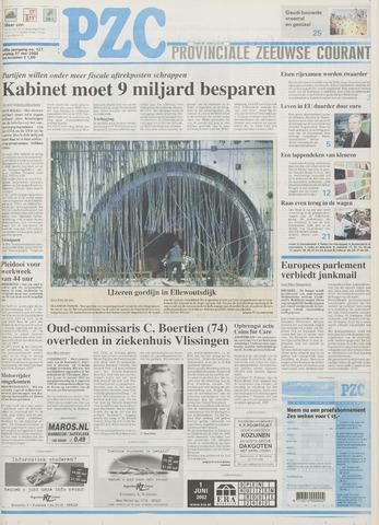 Provinciale Zeeuwse Courant 2002-05-31