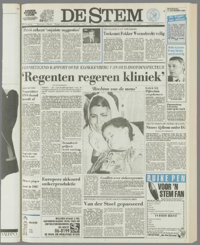 de Stem 1985-12-11