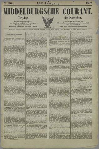 Middelburgsche Courant 1882-12-22