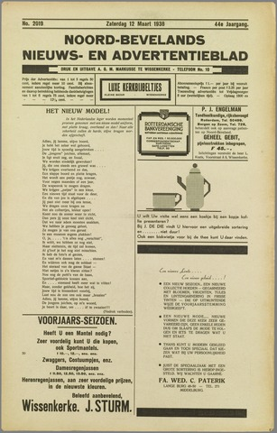 Noord-Bevelands Nieuws- en advertentieblad 1938-03-12