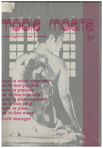 Mooie moeite / Uitblad voor Zeeland 1985