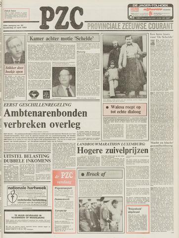 Provinciale Zeeuwse Courant 1983-04-21