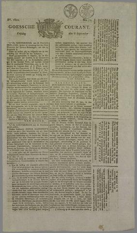 Goessche Courant 1822-09-06