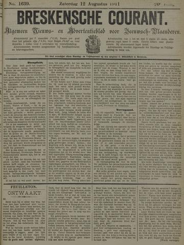 Breskensche Courant 1911-08-12