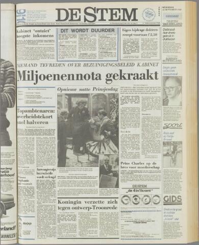 de Stem 1982-09-22