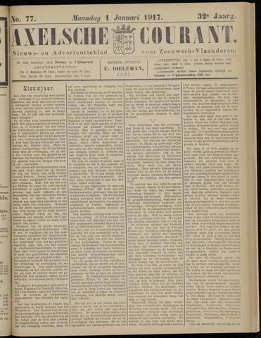 Axelsche Courant 1917