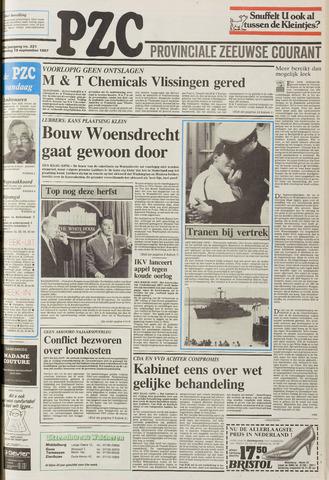 Provinciale Zeeuwse Courant 1987-09-19