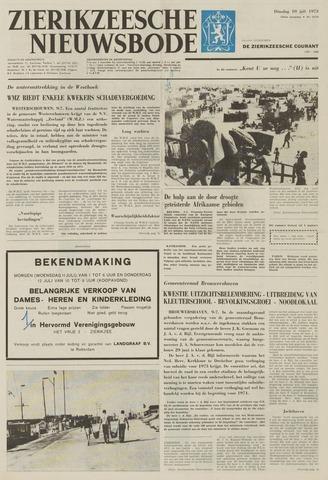 Zierikzeesche Nieuwsbode 1973-07-10