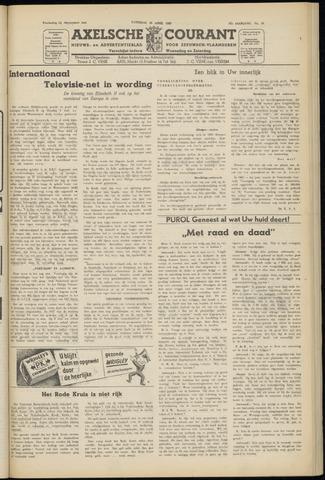 Axelsche Courant 1953-04-18