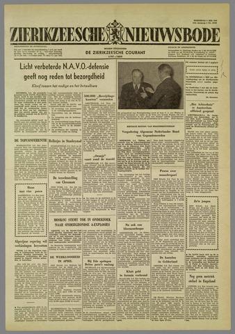 Zierikzeesche Nieuwsbode 1960-05-04