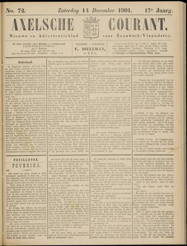 Axelsche Courant 1901-12-14