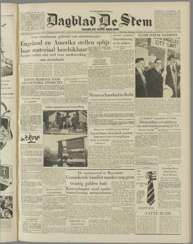 de Stem 1954-11-17
