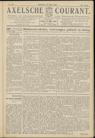 Axelsche Courant 1940-05-10