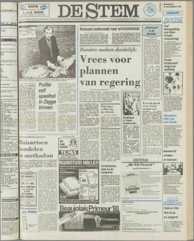 de Stem 1981-11-16