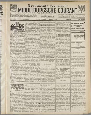 Middelburgsche Courant 1930-07-26