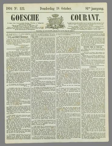 Goessche Courant 1894-10-18