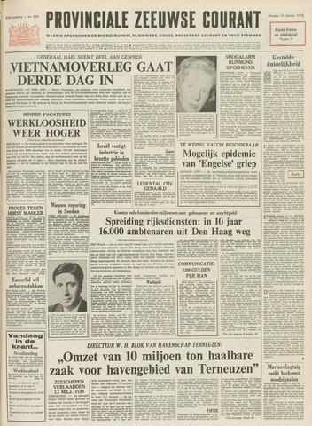 Provinciale Zeeuwse Courant 1972-10-10