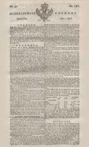 Middelburgsche Courant 1761-04-02