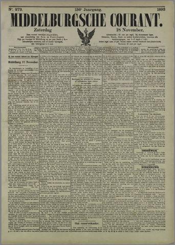 Middelburgsche Courant 1893-11-18