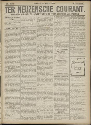 Ter Neuzensche Courant. Algemeen Nieuws- en Advertentieblad voor Zeeuwsch-Vlaanderen / Neuzensche Courant ... (idem) / (Algemeen) nieuws en advertentieblad voor Zeeuwsch-Vlaanderen 1920-03-13