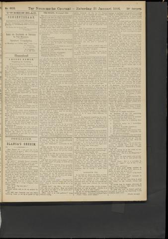 Ter Neuzensche Courant. Algemeen Nieuws- en Advertentieblad voor Zeeuwsch-Vlaanderen / Neuzensche Courant ... (idem) / (Algemeen) nieuws en advertentieblad voor Zeeuwsch-Vlaanderen 1914-01-31