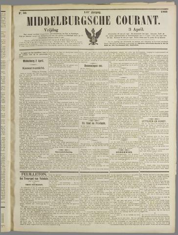 Middelburgsche Courant 1908-04-03