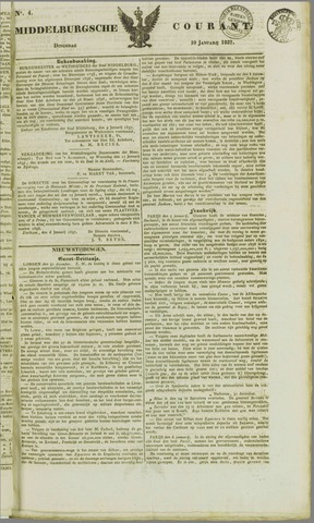 Middelburgsche Courant 1837-01-10