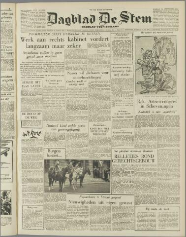 de Stem 1956-09-11