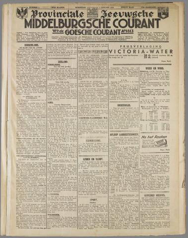 Middelburgsche Courant 1935