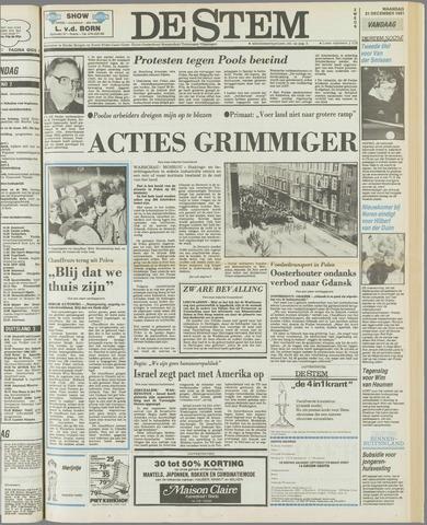 de Stem 1981-12-21