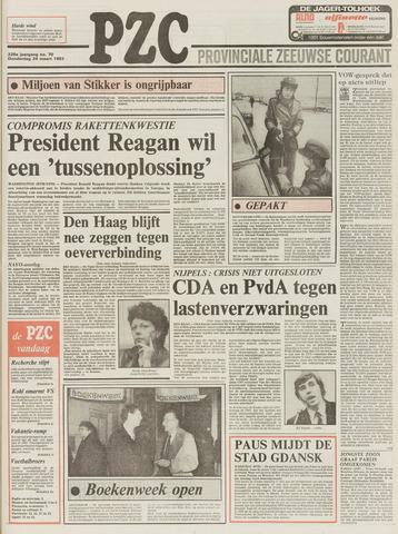 Provinciale Zeeuwse Courant 1983-03-24