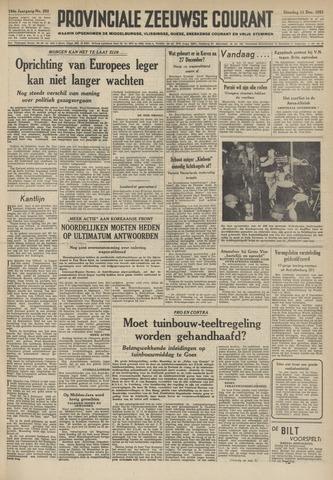Provinciale Zeeuwse Courant 1951-12-11