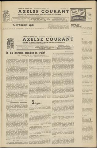 Axelsche Courant 1953-10-21