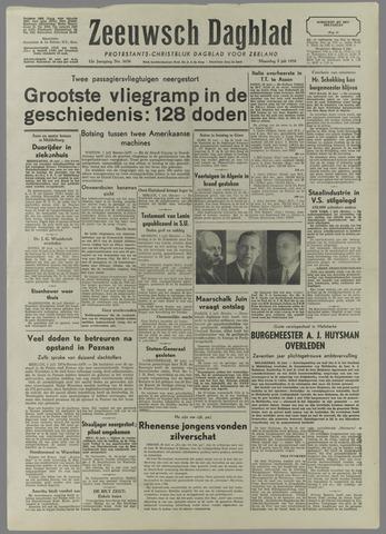 Zeeuwsch Dagblad 1956-07-02