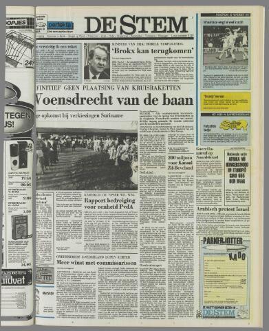 de Stem 1987-11-26