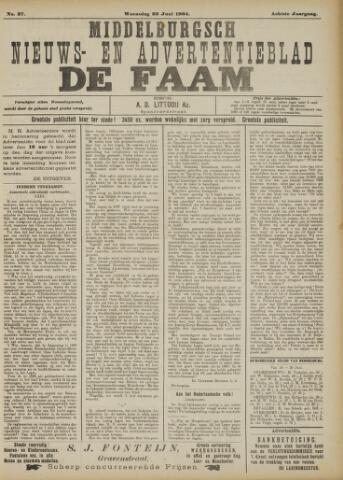 de Faam en de Faam/de Vlissinger 1904-06-22