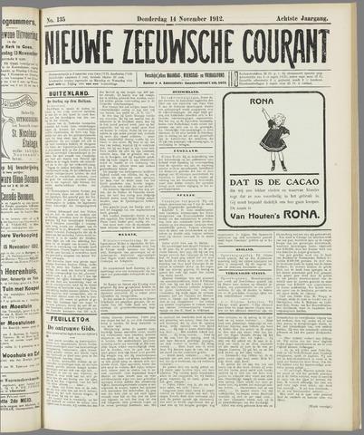 Nieuwe Zeeuwsche Courant 1912-11-14