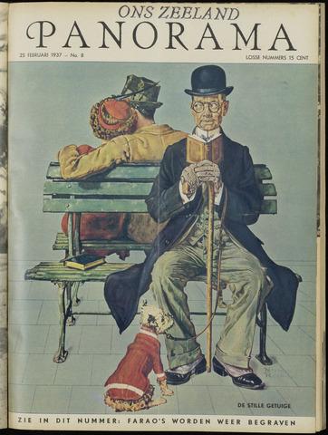 Ons Zeeland / Zeeuwsche editie 1937-02-25
