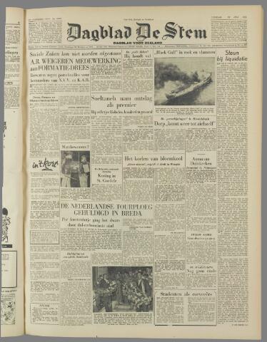 de Stem 1952-07-22