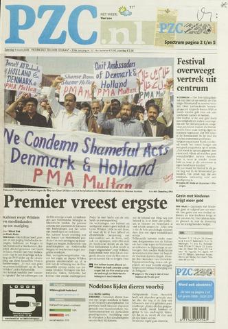 Provinciale Zeeuwse Courant 2008-03-01
