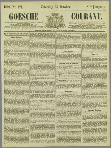 Goessche Courant 1894-10-13