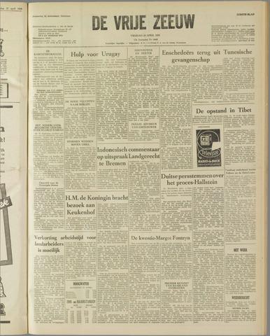de Vrije Zeeuw 1959-04-24