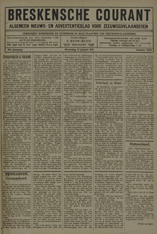 Breskensche Courant 1921-01-12