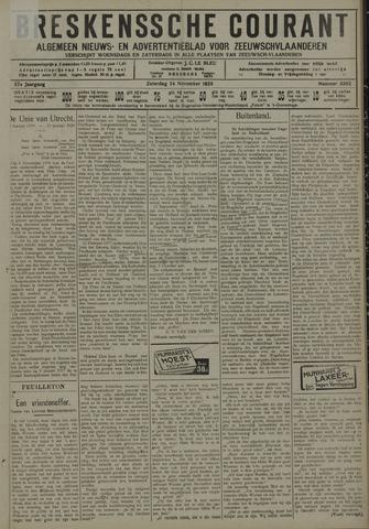 Breskensche Courant 1928-11-24
