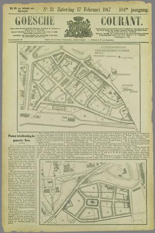 Goessche Courant 1917-02-17