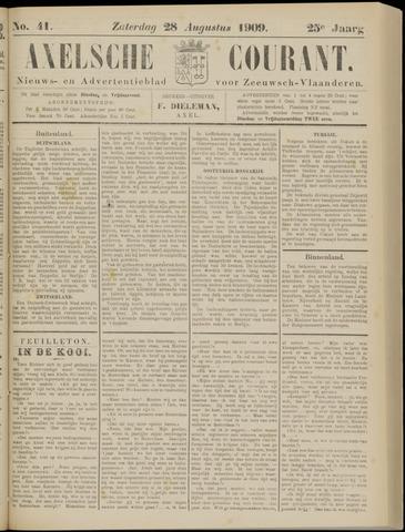 Axelsche Courant 1909-08-28