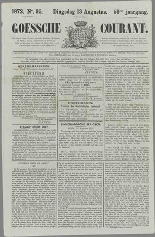 Goessche Courant 1872-08-13