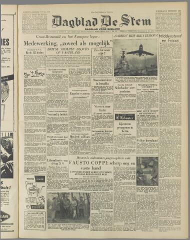 de Stem 1951-12-19